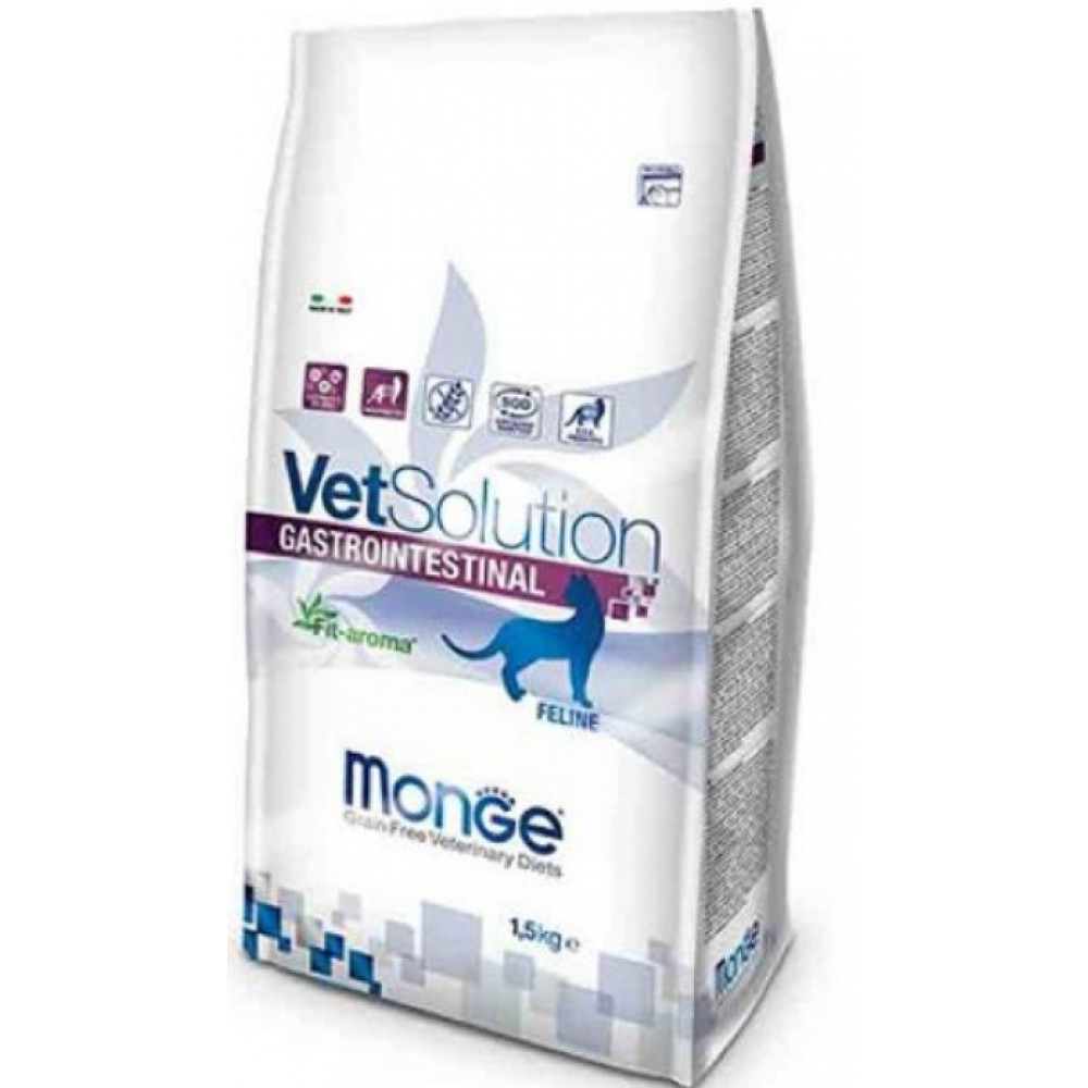 Monge Vetsolution Feline GASROINTESTINAL 400 гр