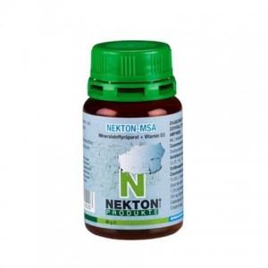 Добавка минеральная с витамином D3 для домашних птиц, рептилий и земноводных Nekton MSA 40гр (225035)