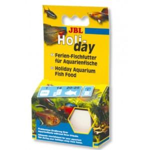 Корм для акваріумних риб JBL Holiday на 2 тижні (40310)