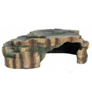 Пещера для рептилий Trixie 24x8x17см (76211)