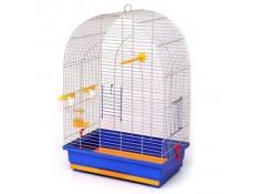 Клітка для птахів Люсі Лорі цинк 480х310х670 мм (Кц059)