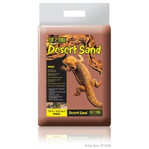 Пісок червоний для рептилій ExoTerra 4,5кг (PT3105)