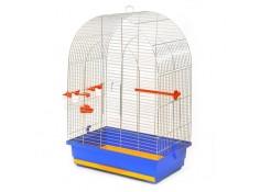 Клітка для птахів Віола Лорі цинк 470х300х660 мм (Кц061)