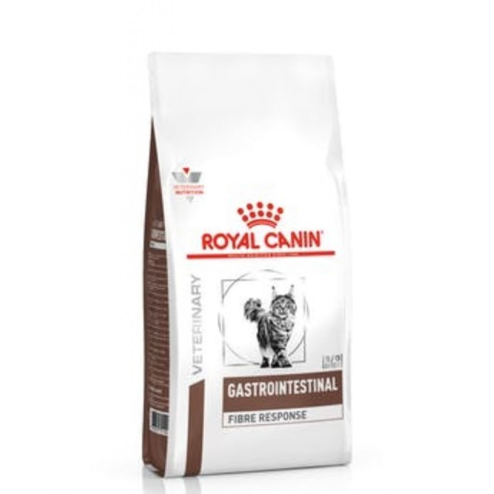 Royal Canin GASTRO INTESTINAL FIBRE RESPONSE Feline 400 гр