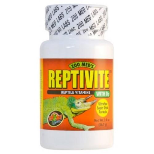 Reptivite з вітаміном D3 Zoo Med 56,7гр (ZM-A36-2E)
