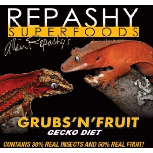 Grubs N Fruit Gecko Diet Repashy 170 гр
