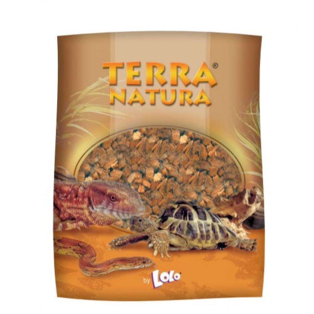 Подстилка кокосовая для террариума TERRA NATURE 4Л (LO-74010)