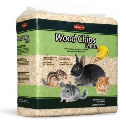 Wood chips lemon 1 кg (PP00171)