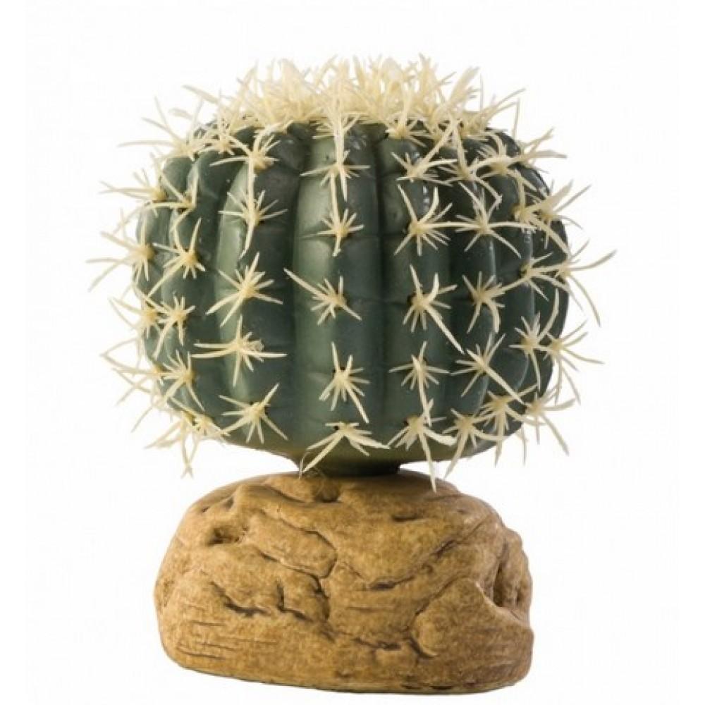 Рослина для тераріуму на підставці Exo Terra Barrel Cactus small (PT2980)
