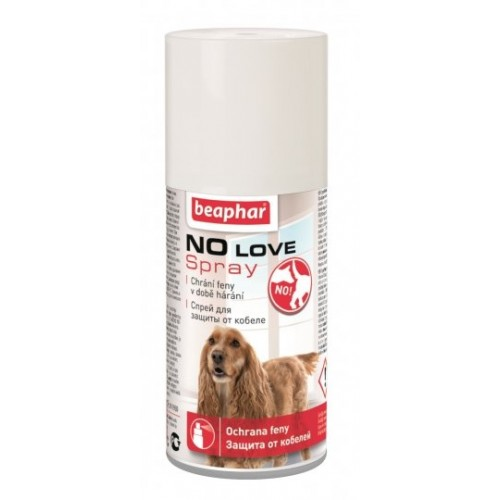 Спрей No Love для защиты самки во время течки от собак 150 мл 13362