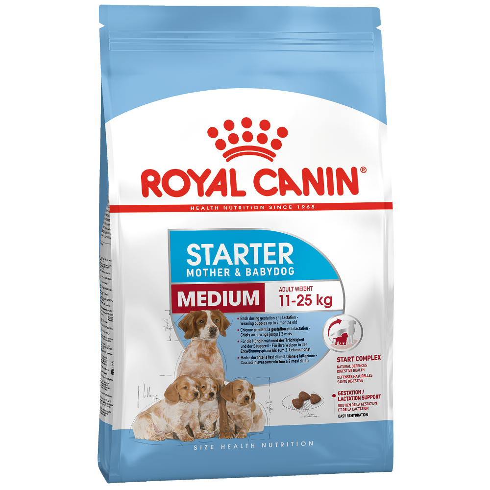 Royal Canin MEDIUM STARTER MOTHER & BABYDOG, 1 kg