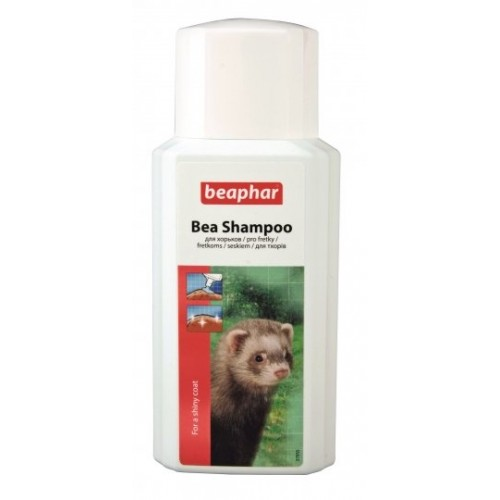 Bea Shampoo for Ferrets - шампунь для хорьков 200 мл 12824