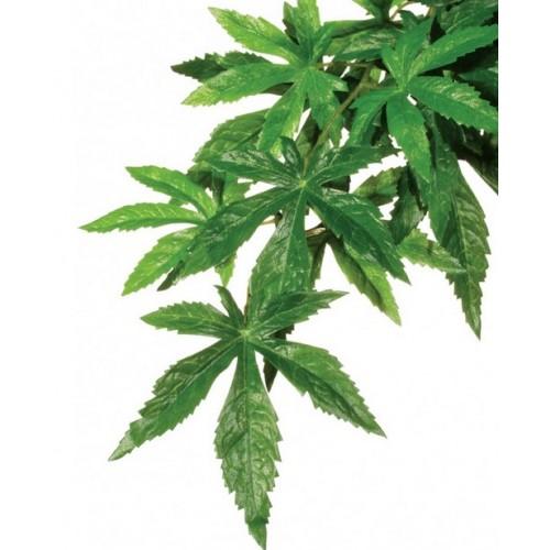 Растение для террариума шелковое Exo Terra ABULITON среднее (PT3042)