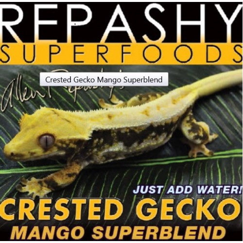 Crested Gecko Mango Superblend Repashy 170 гр