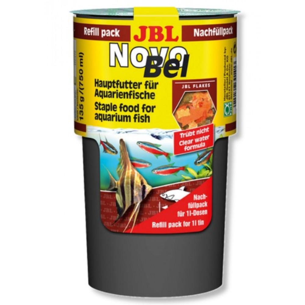 Корм для акваріумних риб JBL Novobel Refill Pack 135 г (30141)