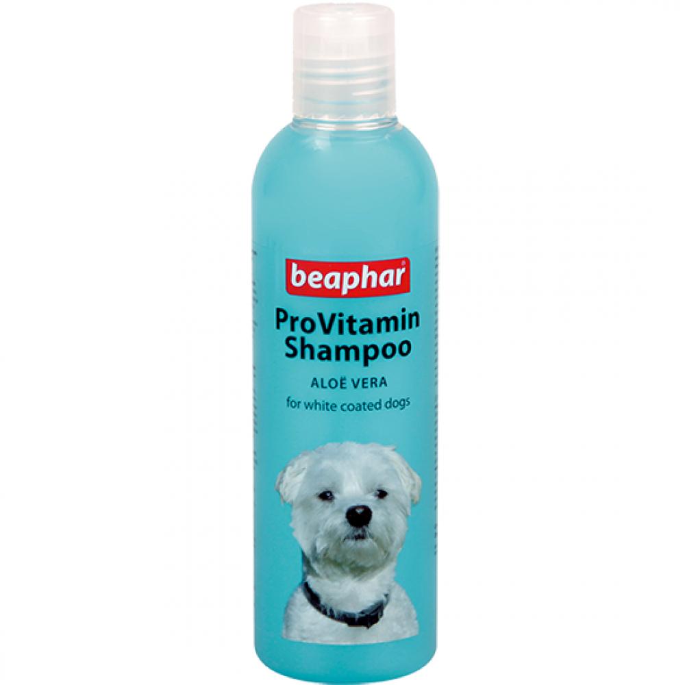 ProVitamin Shampoo Aloe Vera - шампунь з екстрактом алое вера для світлих і білих собак 250 мл 18261