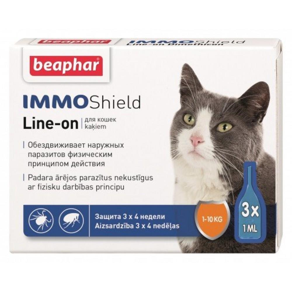 Immo shield для котів з 3 міс 13581