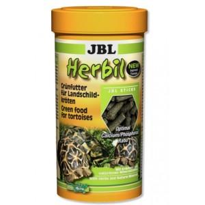Корм для сухопутных черепах Herbil JBL 250мл (70452)