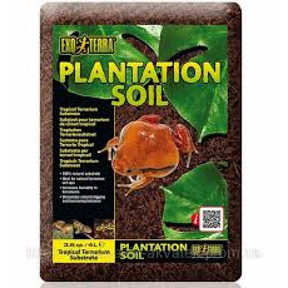 "Наповнювач субстрат ""Plantation Soil"" д / террар. 4л PT2780"