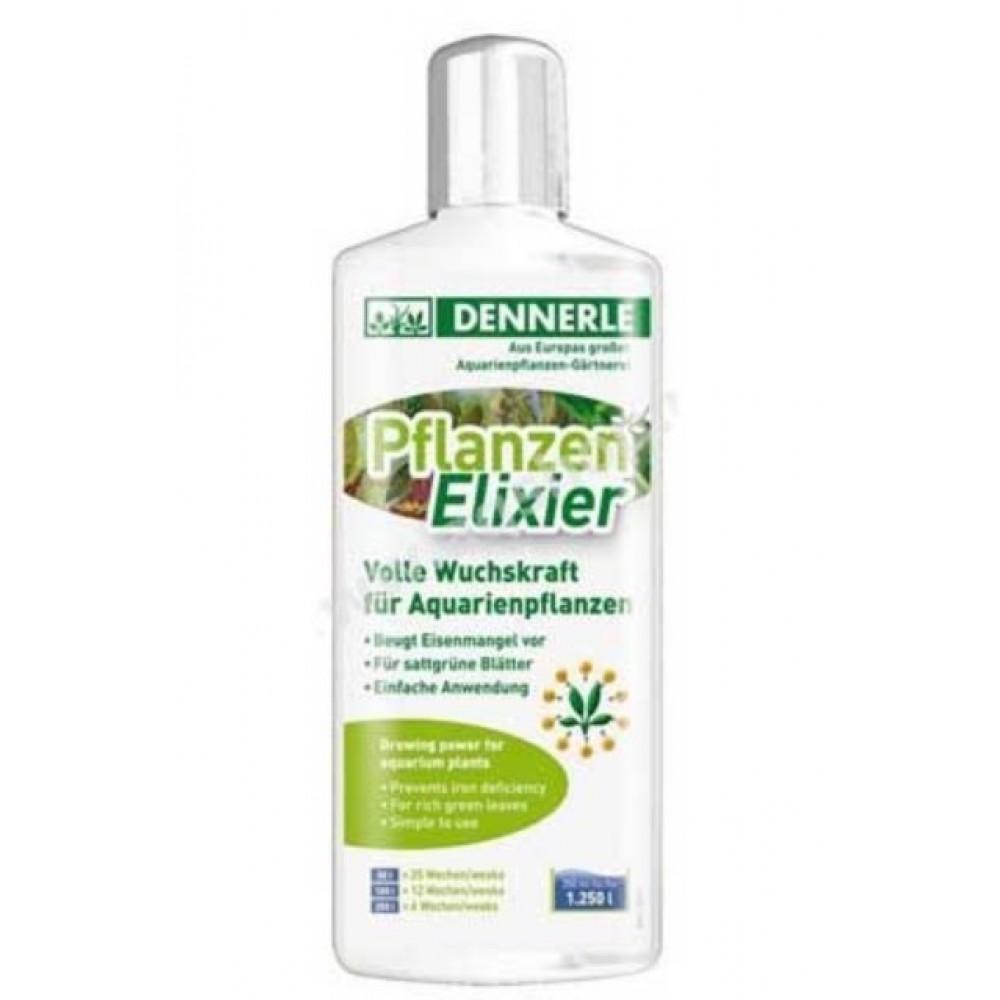 Удобрение для аквариумных растений Dennerele Plant Elexir универсальное 250мл (4539)