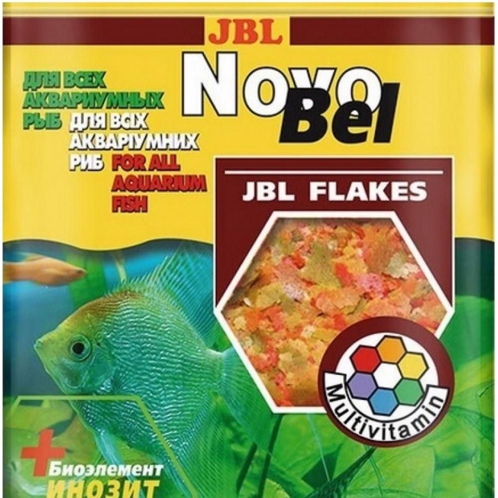 Корм для акваріумних риб JBL Novo Bel Flakes 50 ml