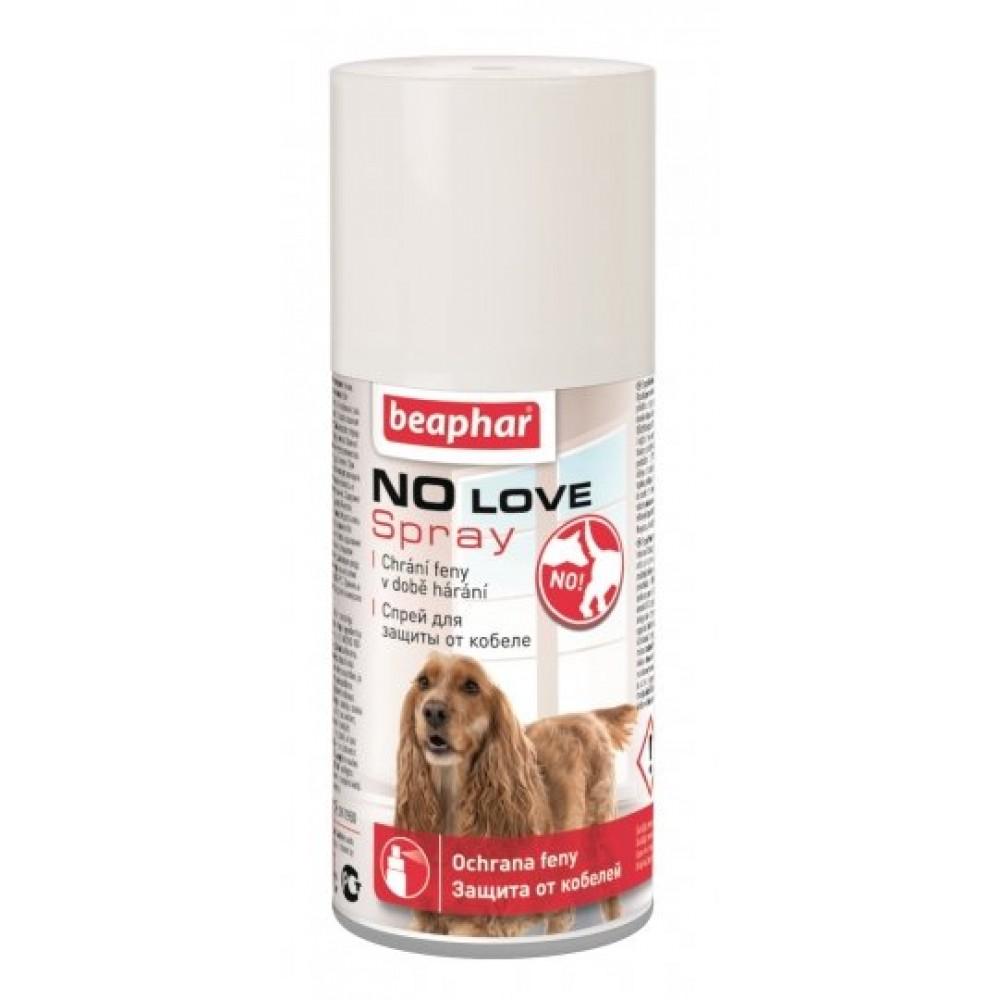 Спрей No Love для захисту самки під час тічки від собак 50 мл 13549