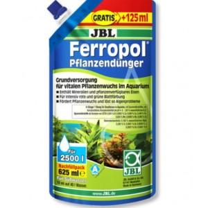 Добриво для акваріумних рослин JBL Ferropol Refill Pack 625 мл 23045