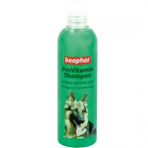 Шампунь із збиранням трав і масел для собак і котів з чутливою шкірою або жирної шерстю 250 мл 18291