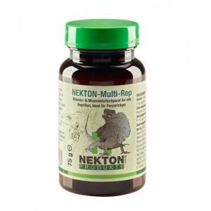 Вітамінно-мінеральний коплекс для всіх видів рептилій Nekton Multi Rep 75гр (220075)
