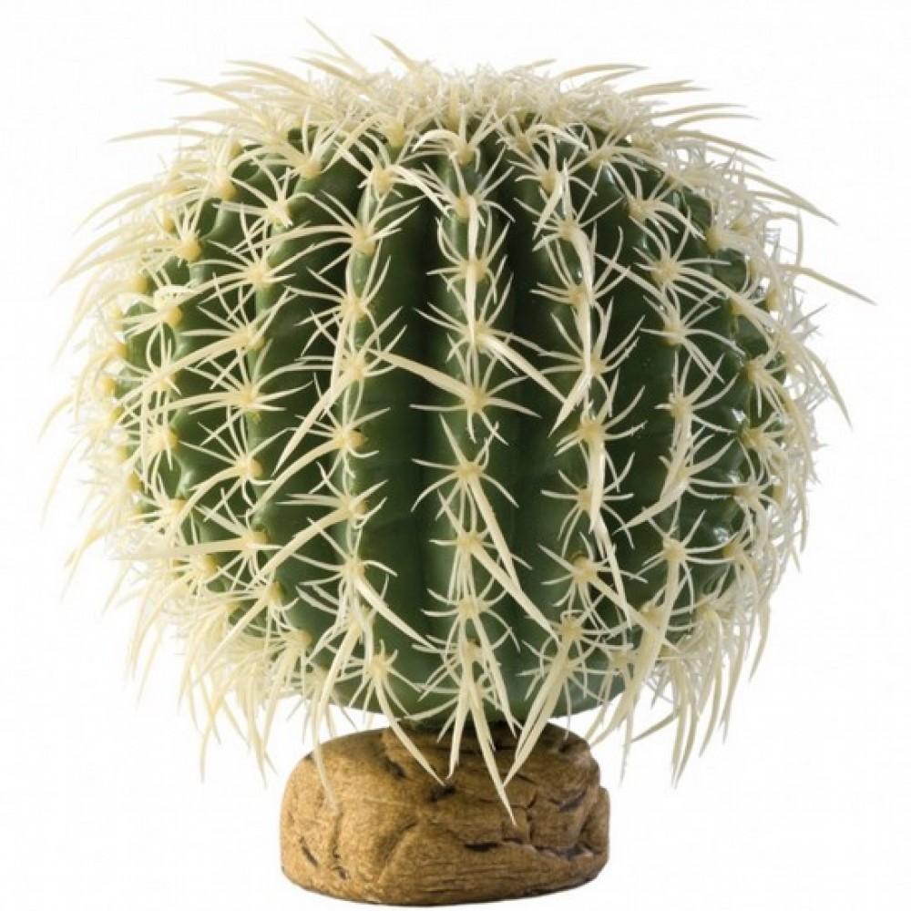 Рослина для тераріуму на підставці Exo Terra Barrel Cactus large (PT2985)