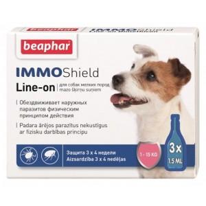 Immo shield для собак 1-15 кг 13582