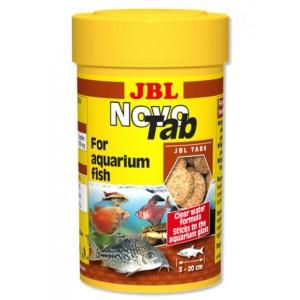 Корм для акваріумних риб JBL NovoTab 100мл (30230)