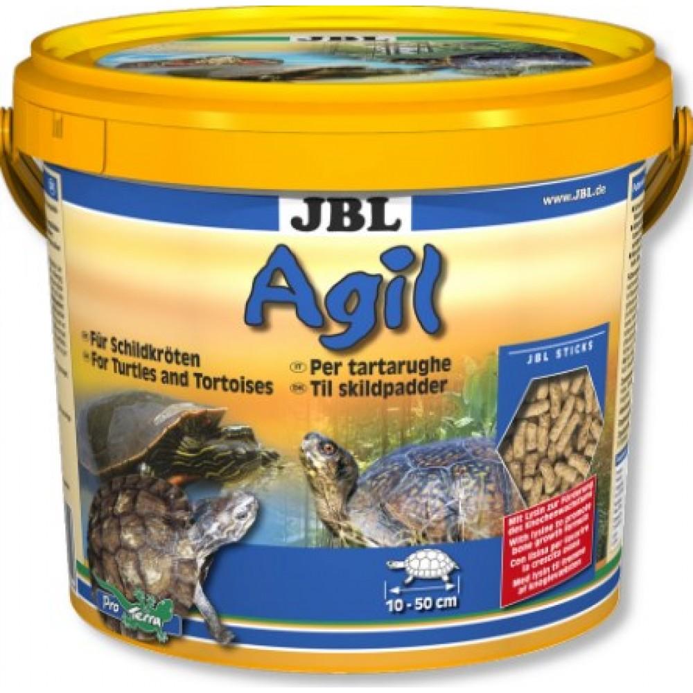 Корм для рептилій Agil JBL 1000мл / 400гр (70343)