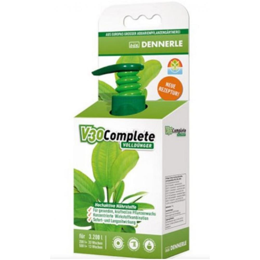 Добриво для акваріумних рослин Dennerle V30 Complete комплексне 100мл (4538)