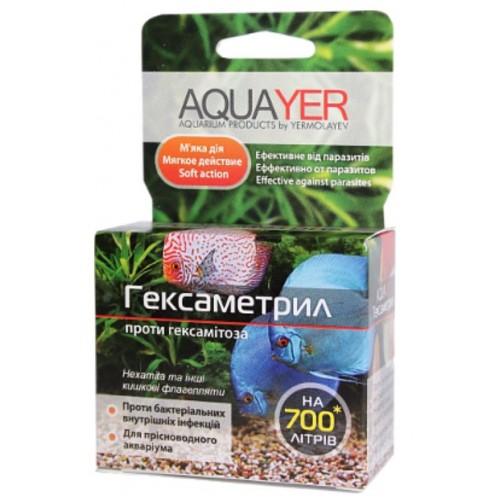 Протівоваразітарний препарат AQUAYER гексаметр