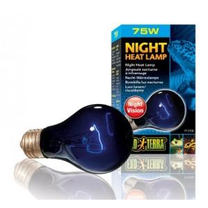 Лампа для тераріуму Exo Terra нічна А19 75W (PT2130)