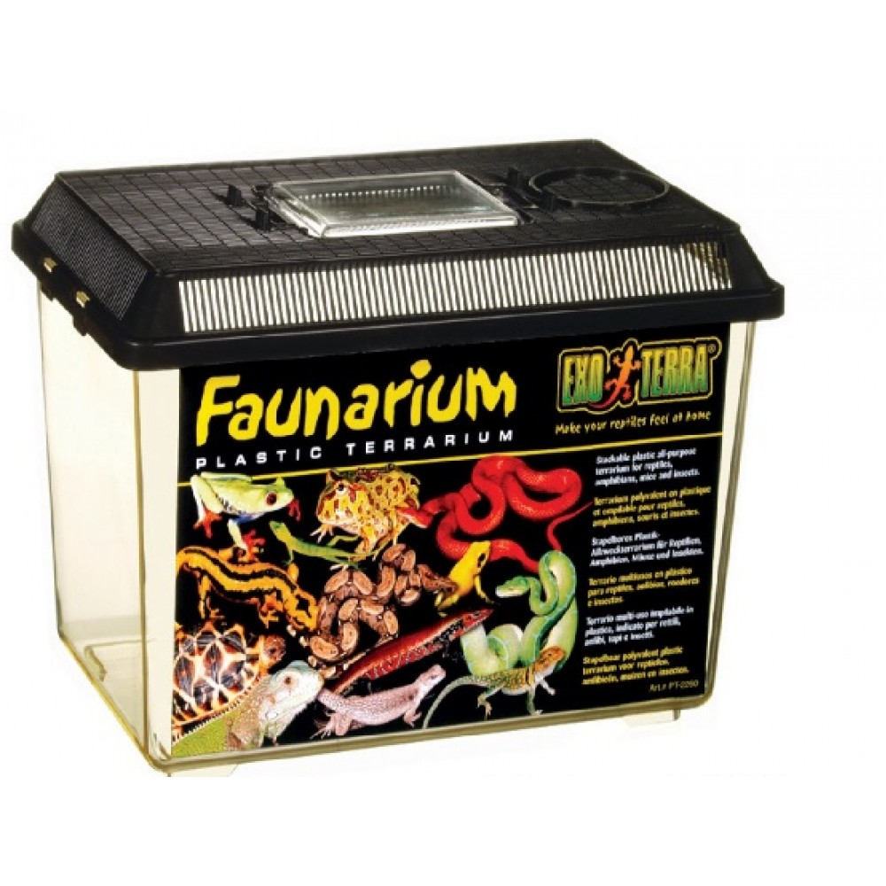 Фаунаріум пластиковий Exo Terra 30х19х20 (PT2260)