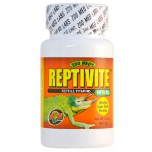 ReptiVite з вітаміном D3 Zoo Med 226,8 гр (ZM-A36-8E)