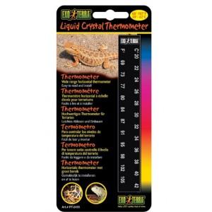 Термометр для террарариума Ezo Terra самоклеющийся (PT2455)