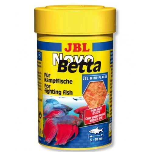 Корм для аквариумных рыб JBL NovoBetta 100мл (30171)