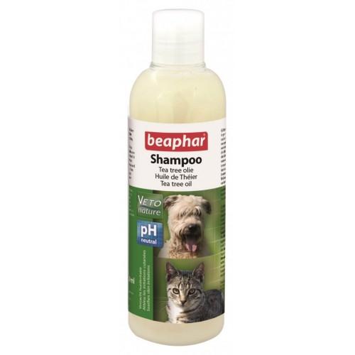 Шампунь с маслом чайного дерева для собак и котов 250 мл 13729