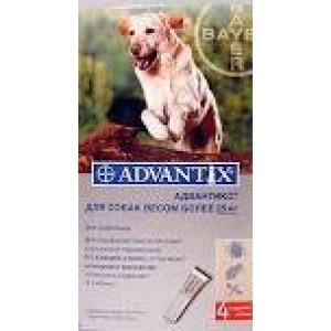 Адвантікс для собак 25-40 кг
