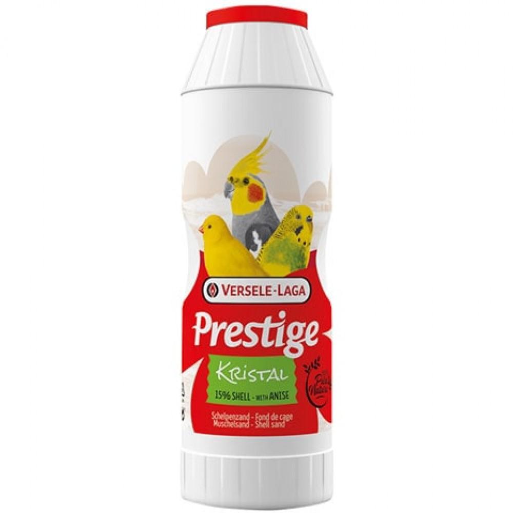 Мінеральна добавка пісок із морських раковин для птахів Versele-Laga Prestige Kristal 2 кг (230107)