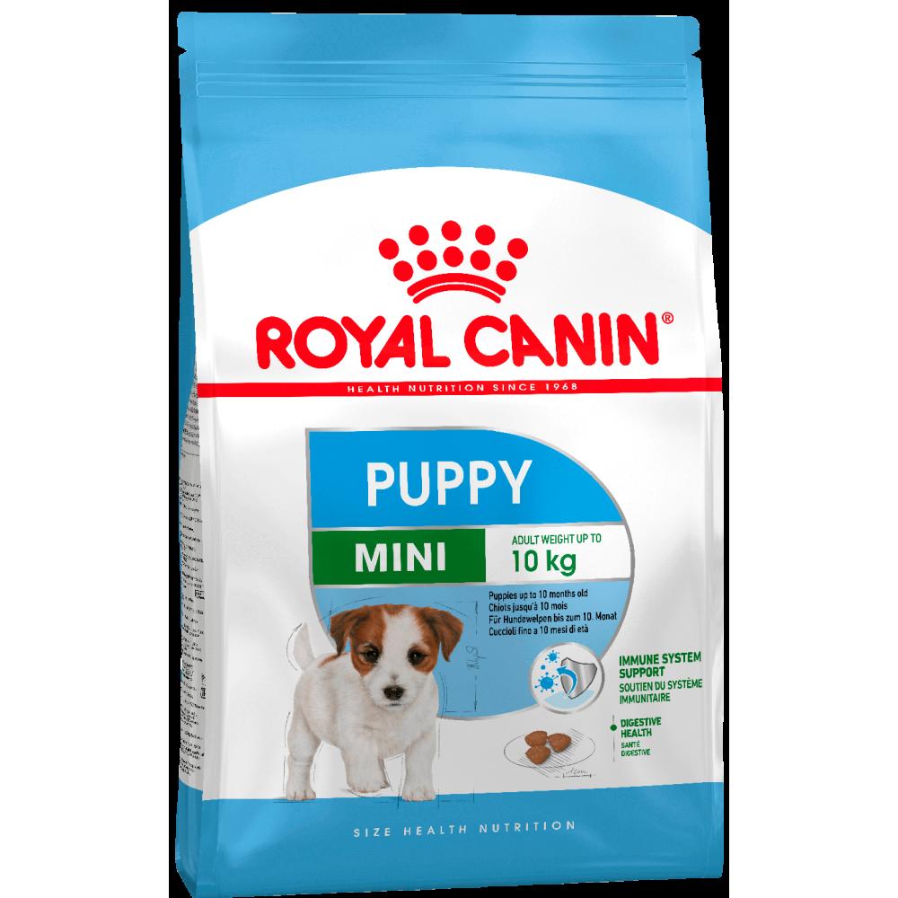 Royal Canin MINI PUPPY, 8 kg
