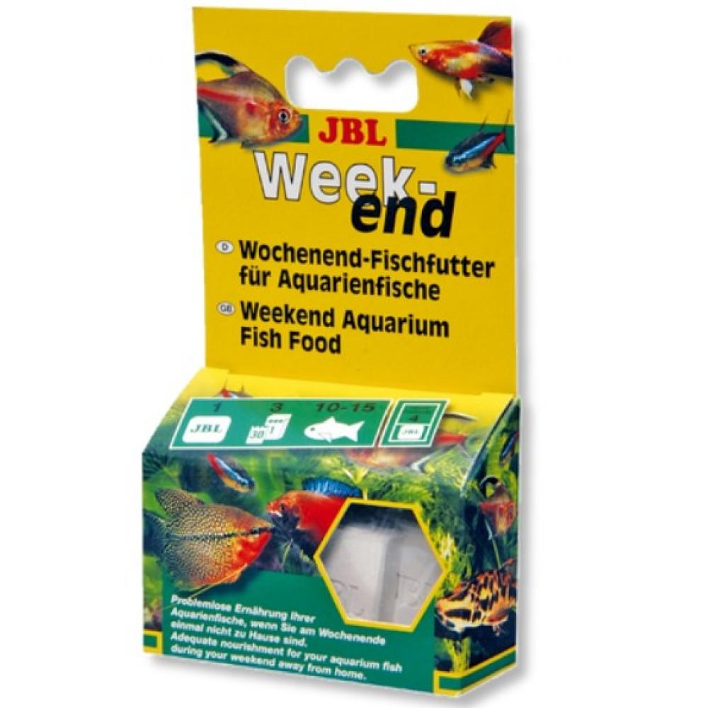 Корм для акваріумних риб JBL Weekend 20гр (40320)