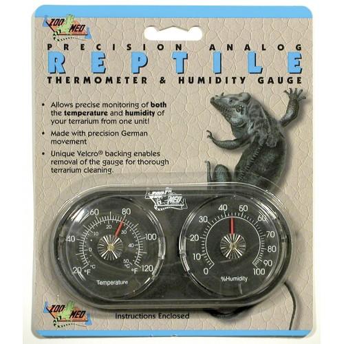 Гигрометер-термометер ZOOMED  ZM-TH-22