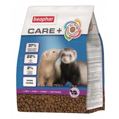Полноценный корм супер-премиум класса для хорьков CARE + Ferret 2 кг   18402