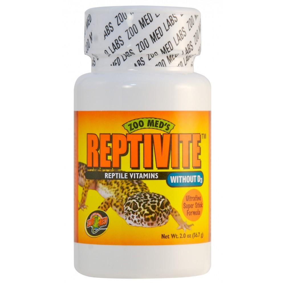 Reptivite без витамина D3 Zoo Med 56,7гр (ZM-A35-2E)
