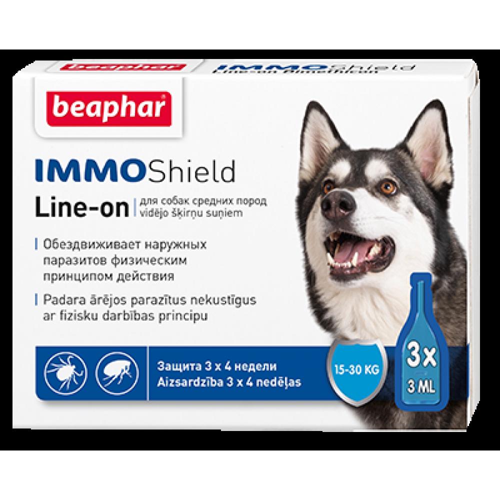 Immo shield для собаи 15-30 кг  13583