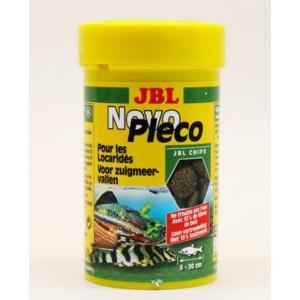 Корм для акваріумних риб JBL NovoPleco 250мл (30311)
